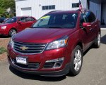 Repeters's 2016 Chevy Traverse 2LT